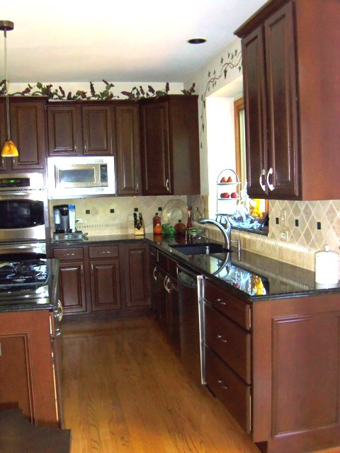 Kitchen cabinets refacing cost with refacing laminate kitchen cabinets