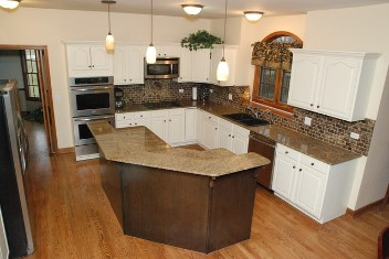Kitchen Cabinets design - online pictures of kitchen
